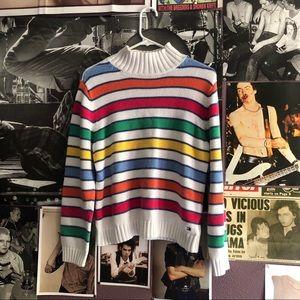 90s Tommy Hilfiger Knit Sweater 🎈